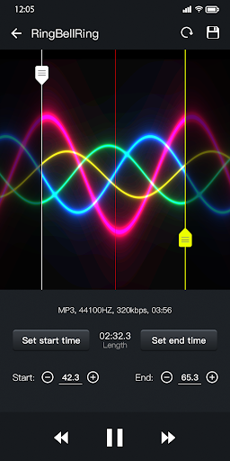 Music player & Video player with equalizer 1.1.2 Screenshots 8