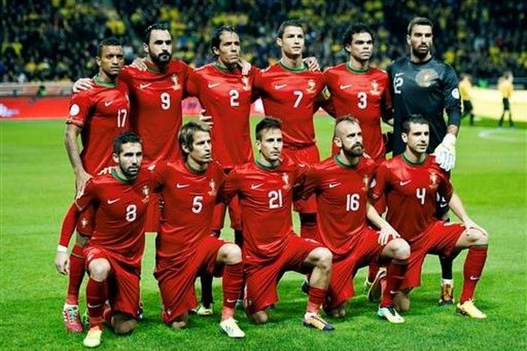 Le Portugal surpris par l'Albanie