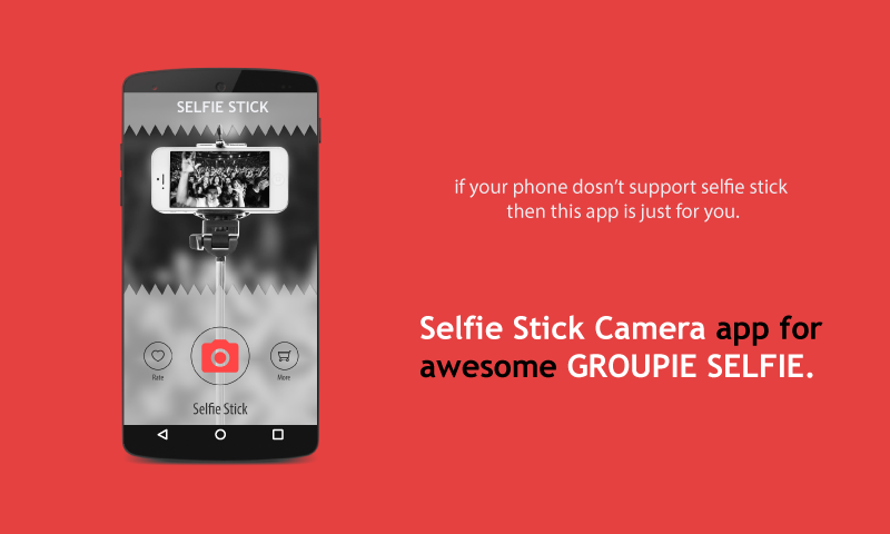 Stick Camera- screenshot
