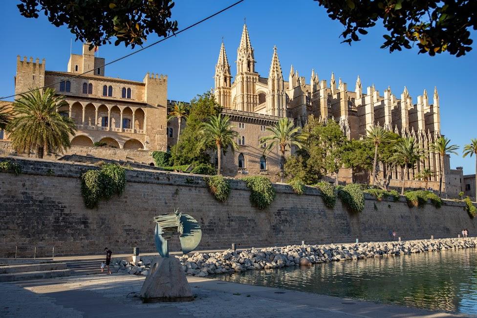 Katedra La Seu, Palma de Mallorca, ceny atrakcji turystycznych na Majorce