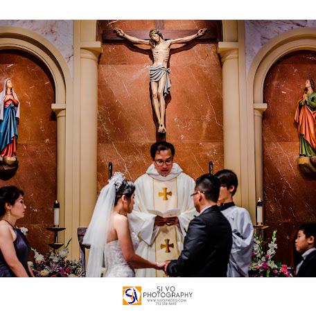 Wedding photographer Si Vo (sivophotography). Photo of 03.10.2017
