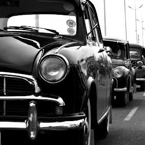 Vintage Car Rally by Saravanakumar Thangavelu - Transportation Automobiles