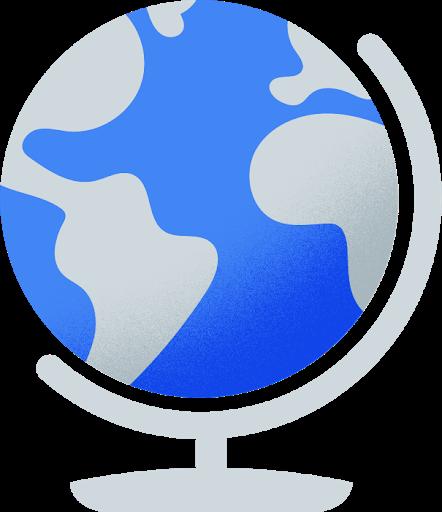 Copertura mondiale