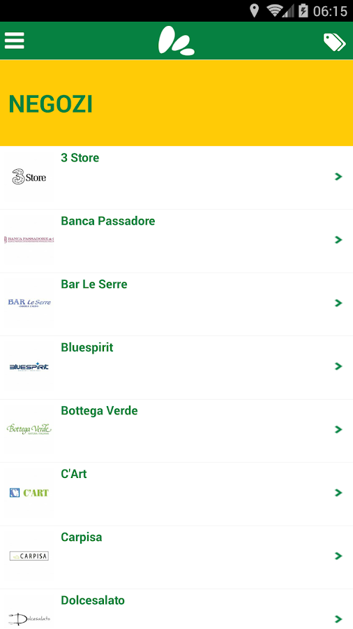 Le Serre Centro Commerciale- screenshot