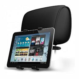 Suport auto tetiera pentru tableta 7 - 10 inch. Rotire 360 grade.