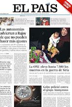 Photo: Los recortes autonómicos; la vacuna de la tuberculosis; y el golpe policial contra Anonymous', en nuestra portada de este miércoles, 29 de febrero http://srv00.epimg.net/pdf/elpais/1aPagina/2012/02/ep-20120229.pdf