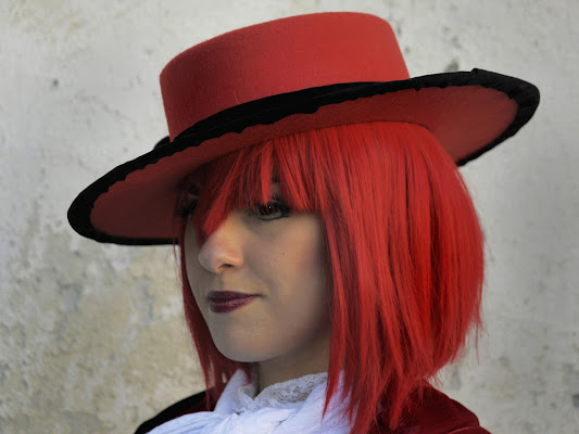 red hat di Fabrizio Franceschi