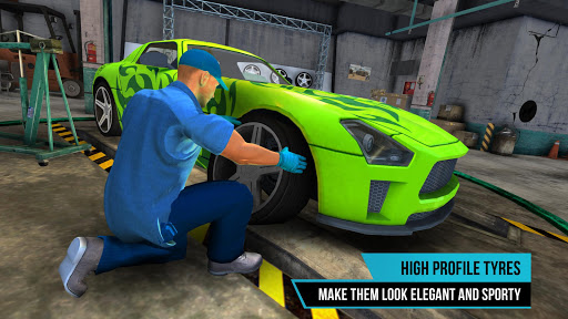 Car Mechanic Simulator Game 3D  screenshots 11