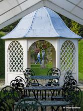 Photo: Walled Garden, Drum Castle