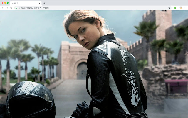 Mission: Impossible Movies New Tab HD Themes