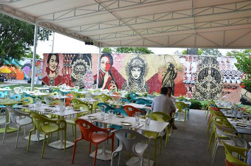 the best outdoor dining in 10 miami neighborhoods zagat