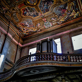 Church Sé  by Zulmira Relvas - Buildings & Architecture Other Interior (  )