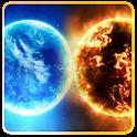 Planet Zum. Balls Line icon