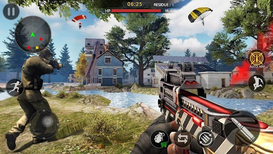 Call Of Battleground – 3D Team Shooter: Modern Ops 5