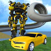 Game Extreme X Ray Robot Stunts APK for Windows Phone