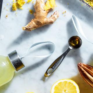 Lemon-Ginger Electrolyte Drink