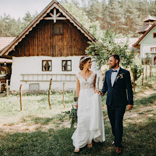 Wedding photographer Jakub Hasák (JakubHasak). Photo of 02.10.2019
