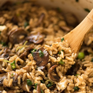 Rice Dishes Without Meat Recipes.
