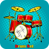 Music Drum Solo : Simple Drum Set