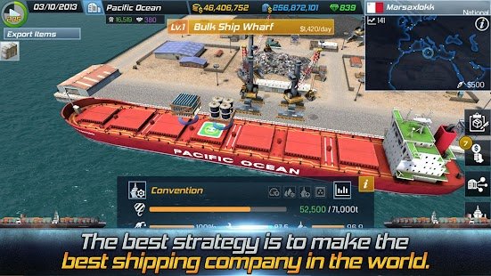 Ship Tycoon- screenshot thumbnail