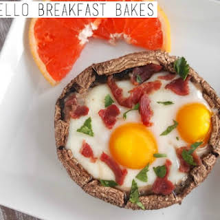 Portobello Breakfast Bakes.
