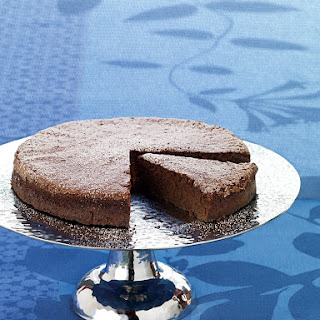 Mocha Chocolate Mousse Cake