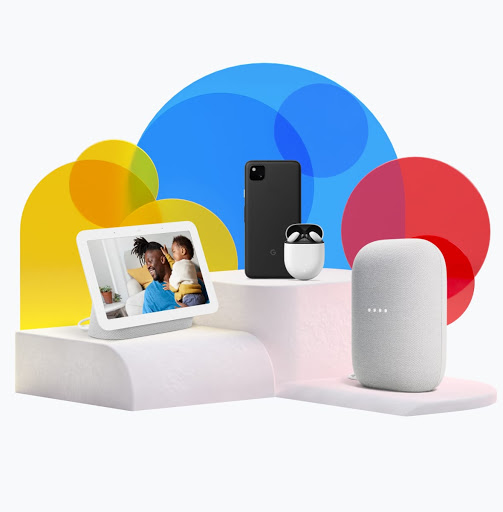 A collection of Google products for dad is displayed.