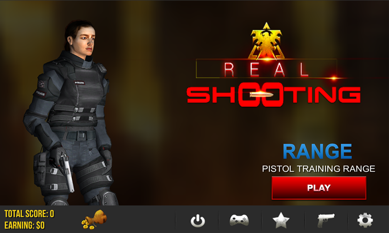 Real Shooting 3D 2017- screenshot