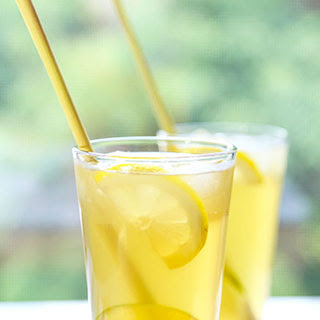 Lemongrass Iced Green Tea