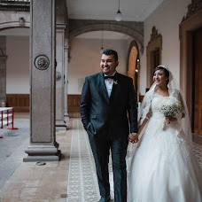 Wedding photographer Carlos Briceño (CarlosBricenoMx). Photo of 21.01.2018