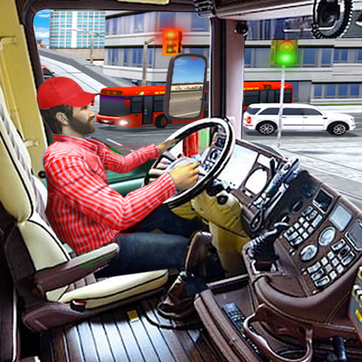 Endless Highway Truck Racing : In Truck Driving