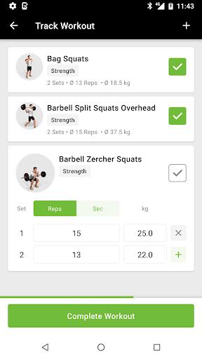 MUV Fitness screenshot 5