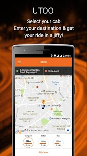 UTOO CABS- screenshot thumbnail
