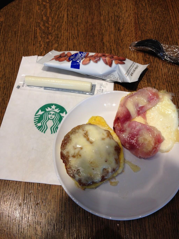 Low carb Starbucks menu