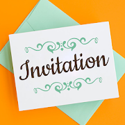 Invitation Card Maker, Invite Maker (RSVP)