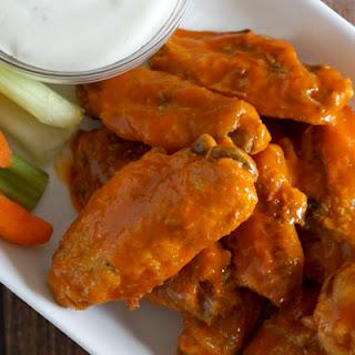 Freezer Chicken Wings