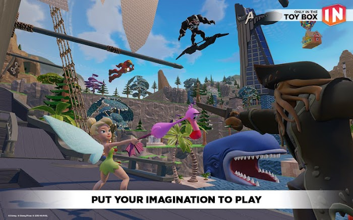 Disney Infinity: Toy Box 3.0- screenshot
