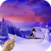 Magic Winter Live Wallpaper