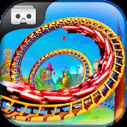 Roller Coaster VR Attraction Slide Adventure 3D