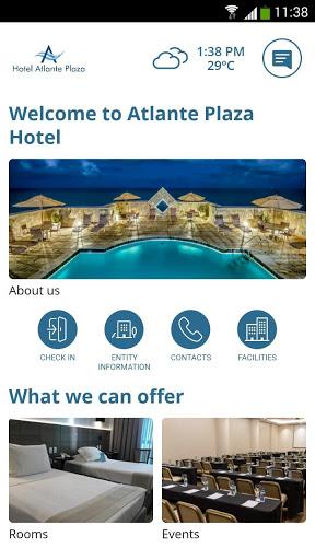 Atlante Plaza Hotel screenshot 1