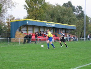 Photo: 29/10/05 v Halstead Town (FAV1) - contributed by Leon Gladwell