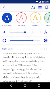 Oyster – The Best Way to Read - screenshot thumbnail