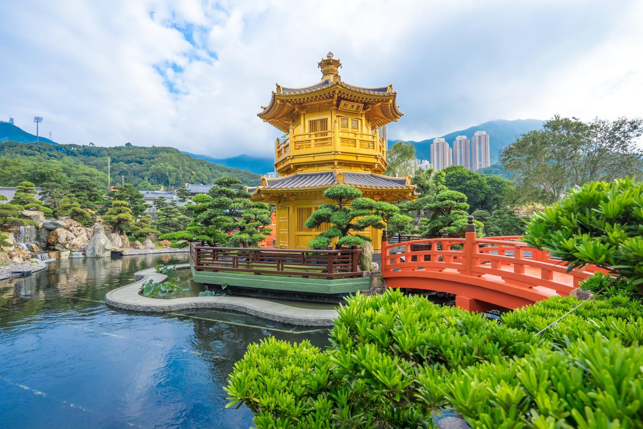 Hong Kong Nan Lian Garden1
