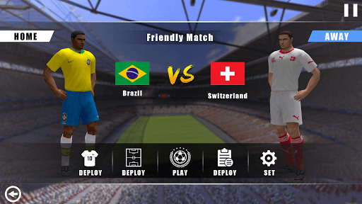 Real Soccer League Simulation Game 1.0.2 21