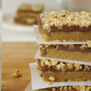 Toffee Bars.