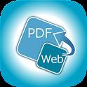 Convert web to PDF icon