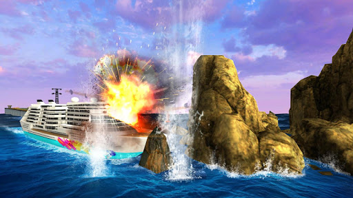 Ship Simulator Cruise Ship Games screenshot 22
