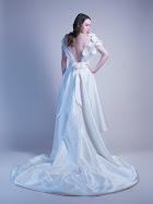 Robe de mariée Bambou dos nu