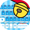 Robot Cat Keyboard Theme icon