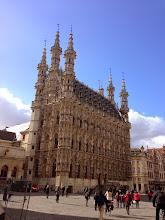 Photo: 27/02/2015 - stadhuis Leuven